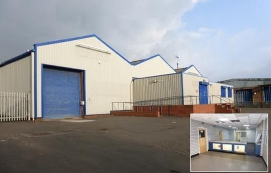 Thumbnail Warehouse to let in Bloxwich, Walsall