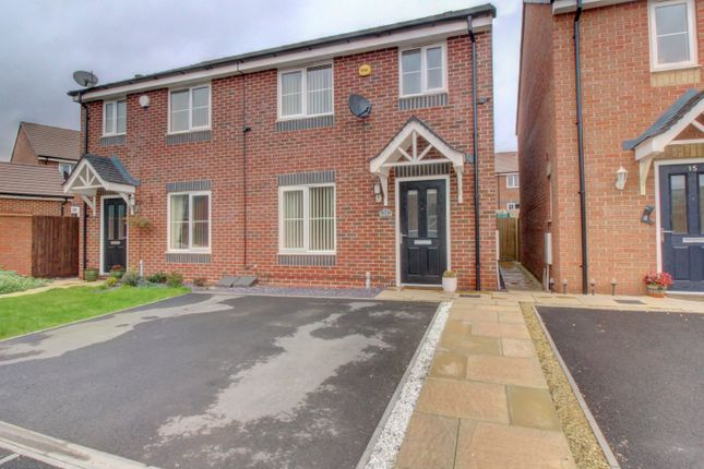 Thumbnail Semi-detached house for sale in Queslett Way, Birmingham
