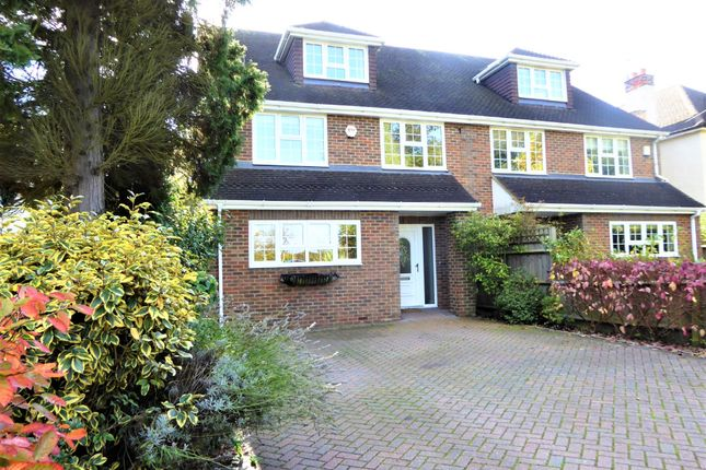 Thumbnail Semi-detached house to rent in Alban Park, Hatfield Road, St.Albans