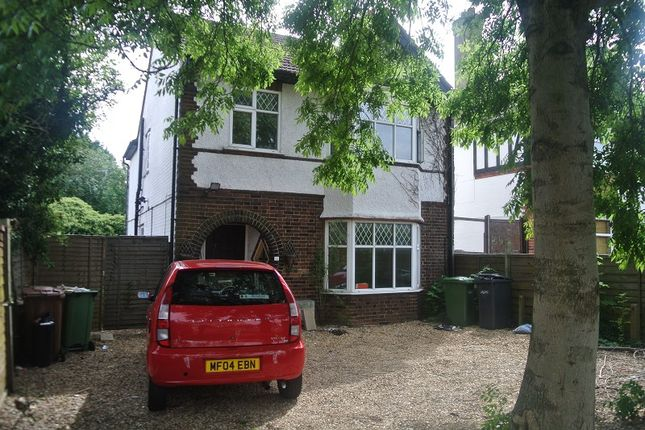 Thumbnail Detached house to rent in London Road, Peterborough, Cambridgeshire.