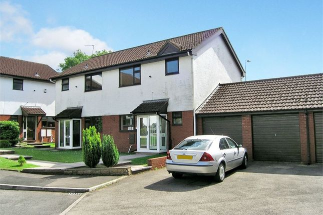 Thumbnail Semi-detached house to rent in Blossom Drive, Lisvane, Cardiff