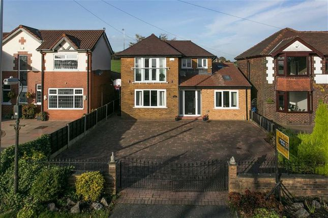 Thumbnail Detached house for sale in Higher Pitt Lane, Manchester