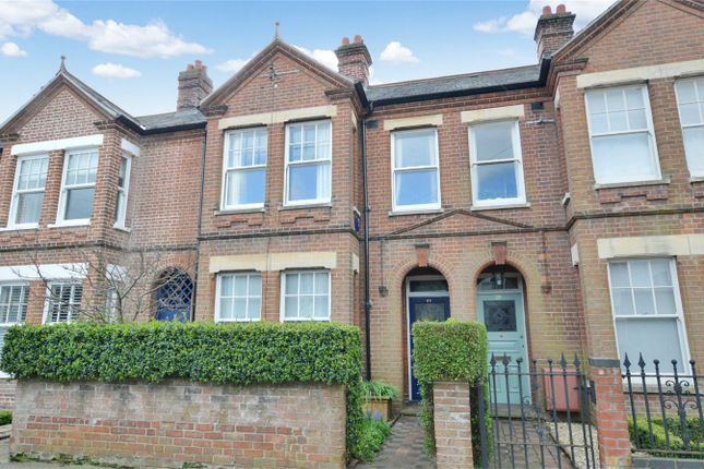 Thumbnail Terraced house for sale in Bishopgate, Norwich