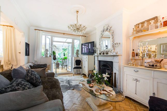 Thumbnail Semi-detached house for sale in Truslove Road, West Norwood