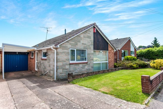 Thumbnail Detached bungalow for sale in Long Meadow, Tiverton