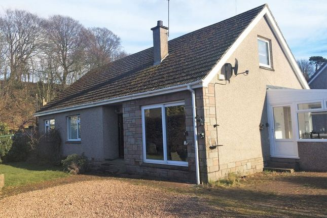 Thumbnail Bungalow for sale in Wallace Street, Carnoustie