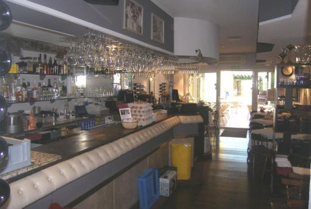 Bar To The Terrace