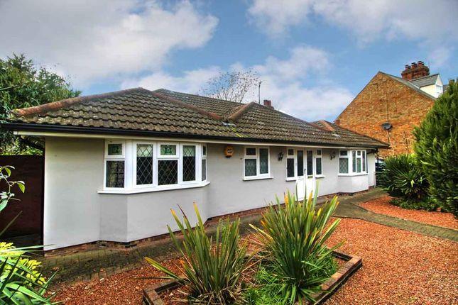 Thumbnail Detached bungalow for sale in Roseville, Wilstead Road, Elstow, Bedfordshire