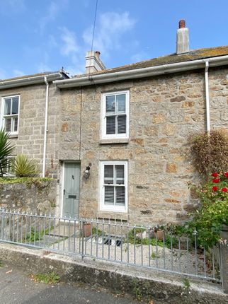 Thumbnail Terraced house for sale in St. Clements Terrace, Mousehole, Penzance