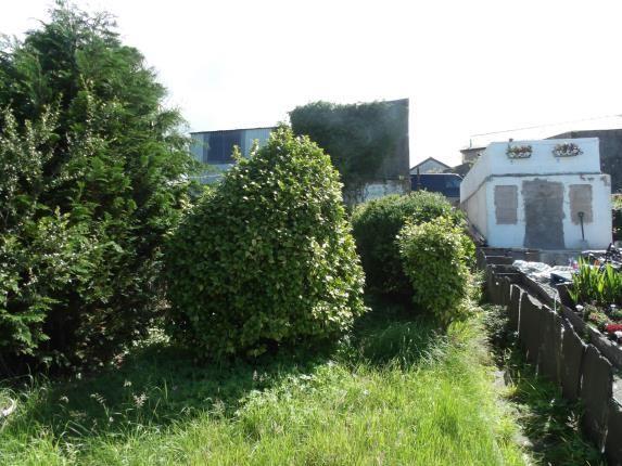 Garden of High Street, Penygroes, Caernarfon, Gwynedd LL54
