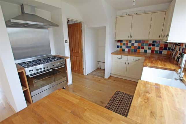Thumbnail Terraced house to rent in Harebeating Drive, Hailsham