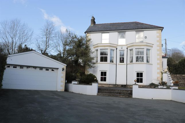 Thumbnail Property for sale in Summerfield Hall Lane, Maesycwmmer, Hengoed