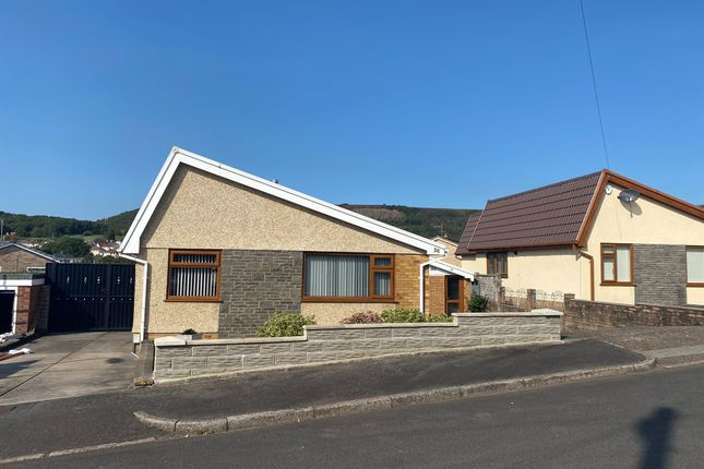Thumbnail Detached bungalow for sale in Brookfield, Neath Abbey, Neath
