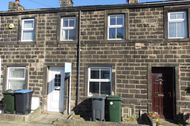 Thumbnail Terraced house to rent in Wilsden Road, Harden