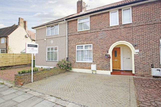 Thumbnail Terraced house for sale in Shroffold Road, Downham, Bromley