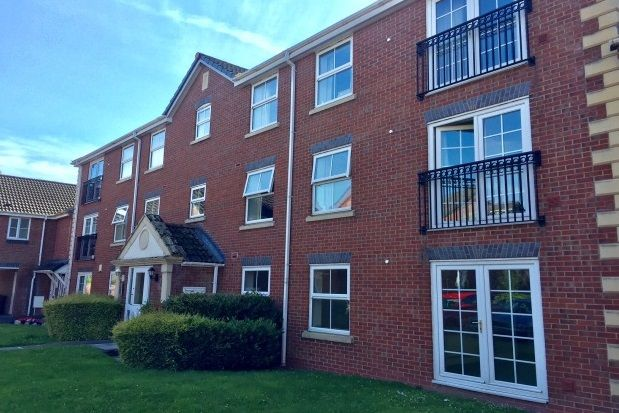 Thumbnail Flat to rent in Goldfinch Court, Gillibrands, Chorley