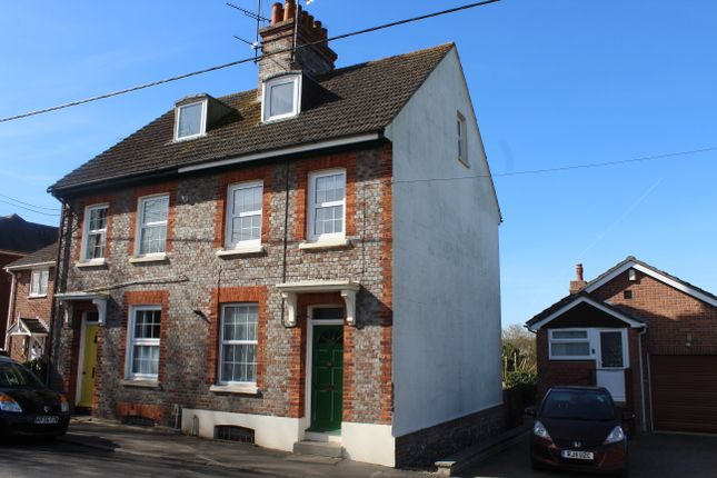 Thumbnail Semi-detached house for sale in Fairview Road, Hungerford