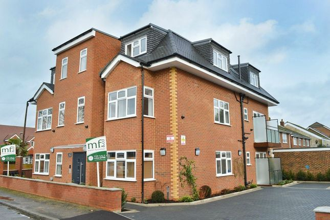 Thumbnail Flat for sale in Homefield Road, Walton-On-Thames, Surrey