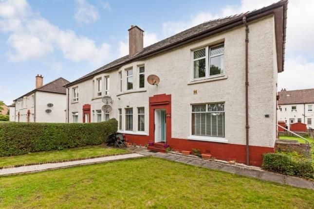 Thumbnail Flat for sale in Brownside Drive, Knightswood, Glasgow