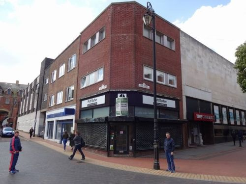 Thumbnail Commercial property for sale in Wrexham, Clwyd