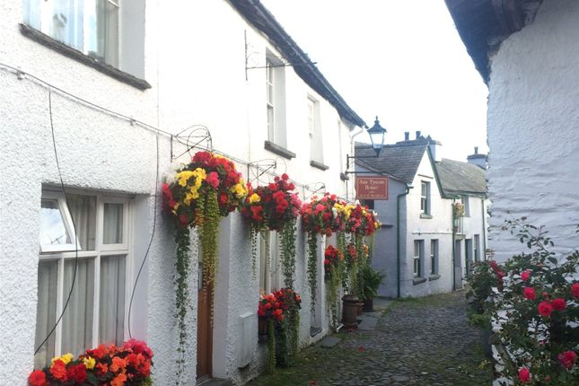 Street View of Ann Tysons House, Wordsworth Street, Hawkshead, Ambleside, Cumbria LA22