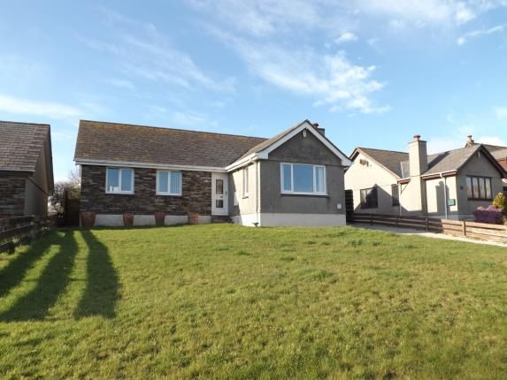 Thumbnail Bungalow for sale in Crafthole, Torpoint, Cornwall