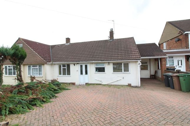 Thumbnail Bungalow to rent in Stoneygate Road, Leagrave, Luton
