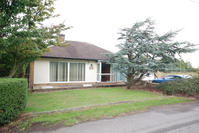 Thumbnail Detached bungalow for sale in New Hall Avenue, Blackpool, Lancashire