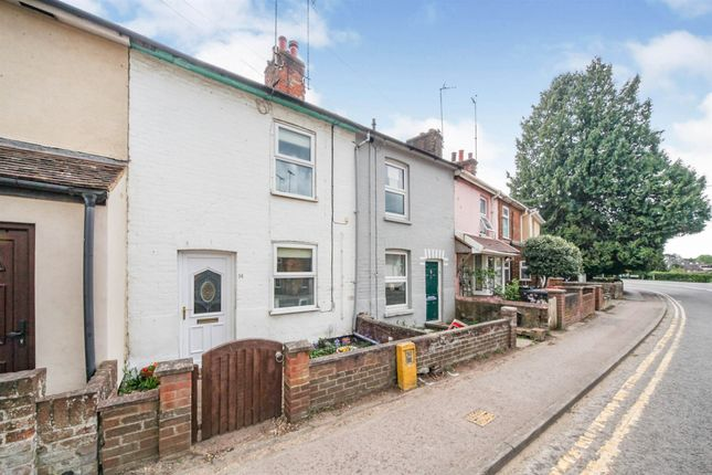 Thumbnail Terraced house for sale in Woburn Road, Heath And Reach, Leighton Buzzard