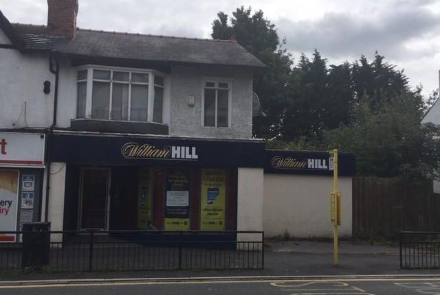 Thumbnail Retail premises for sale in 9A Baileys Lane, Halewood, Liverpool, Merseyside