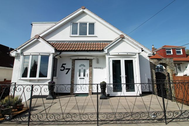 Thumbnail Detached house for sale in Clevedon Road, Tickenham, Clevedon, North Somerset, 6Rv