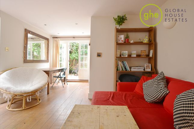 Thumbnail Terraced house for sale in Goldsboro Road, London