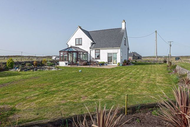 Thumbnail Detached house for sale in Caergeiliog, Holyhead