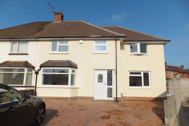 Thumbnail Semi-detached house to rent in College Road, Whitchurch, Cardiff