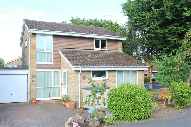 Thumbnail Detached house to rent in Corinium Gate, St Albans, Hertfordshire