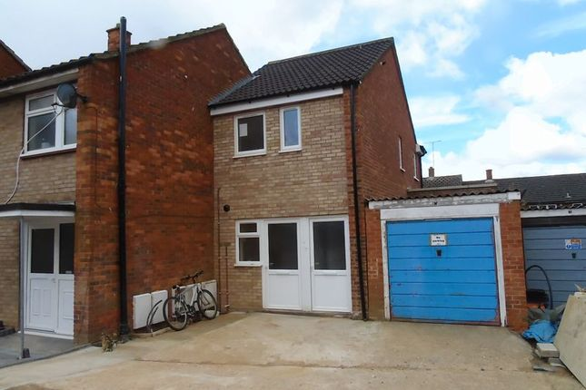 Thumbnail Flat to rent in Inskip Crescent, Stevenage