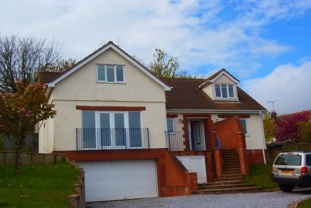 Thumbnail Property to rent in Buckeridge Avenue, Teignmouth