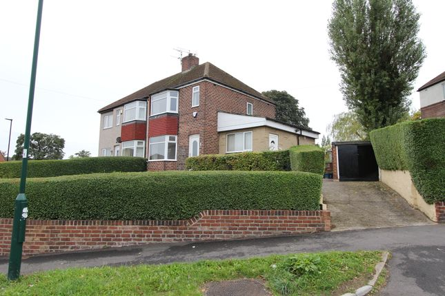 Thumbnail Semi-detached house to rent in Hollybank Avenue, Sheffield