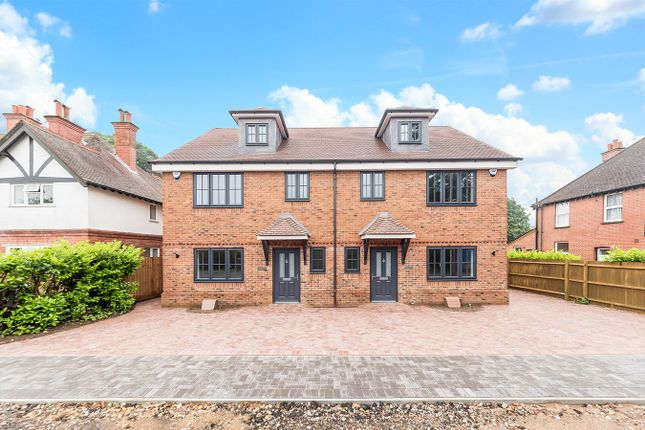 Thumbnail Semi-detached house for sale in Sandlands Grove, Walton On The Hill