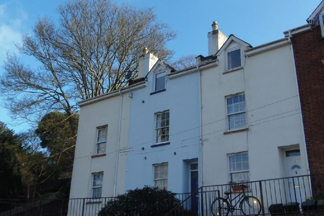 Thumbnail Property to rent in West View Terrace, Exeter