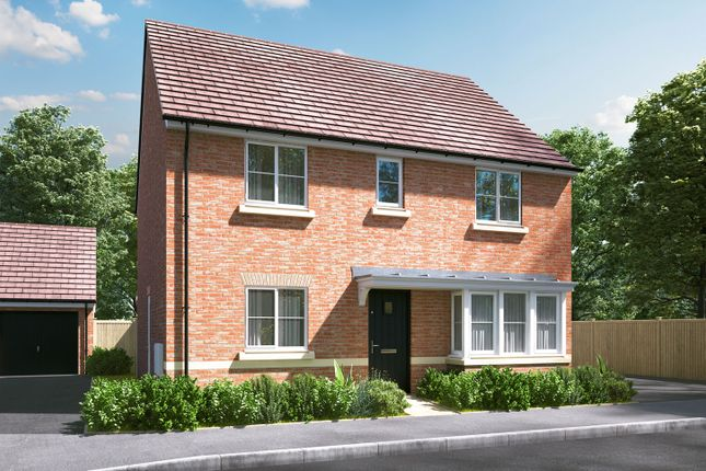 """Thumbnail Detached house for sale in """"The Pembroke"""" at Pamington, Tewkesbury"""