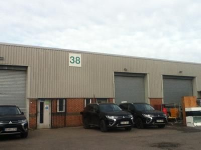 Thumbnail Light industrial to let in Unit 38, Argall Avenue, Leyton, London