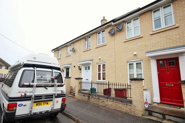 Thumbnail Terraced house for sale in Parkfield Street, Rowhedge, Colchester, Essex