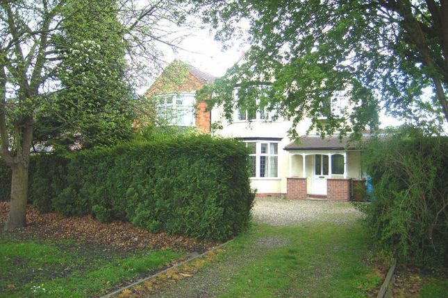 Thumbnail Semi-detached house to rent in Cottingham Road, Cottingham Road, Hull