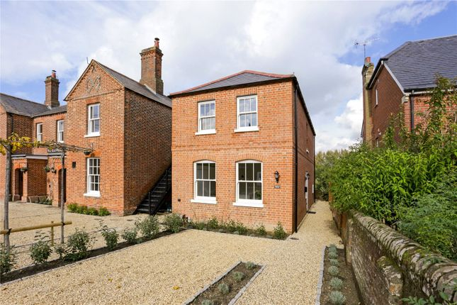 Thumbnail Semi-detached house for sale in The Old Police House, Park Street, Hungerford, Berkshire