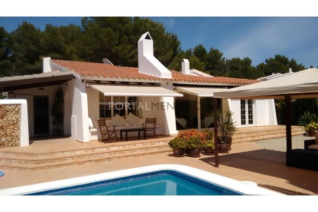 Thumbnail Villa for sale in Son Parc, Son Parc, Es Mercadal
