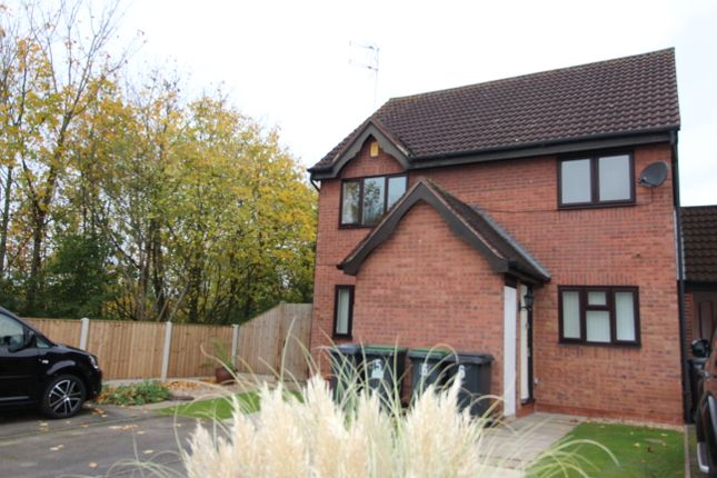 Thumbnail Flat to rent in Aldwych Close, Nuthall, Nottingham