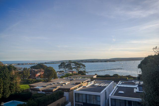 Thumbnail Flat for sale in Alington Road, Poole, Dorset