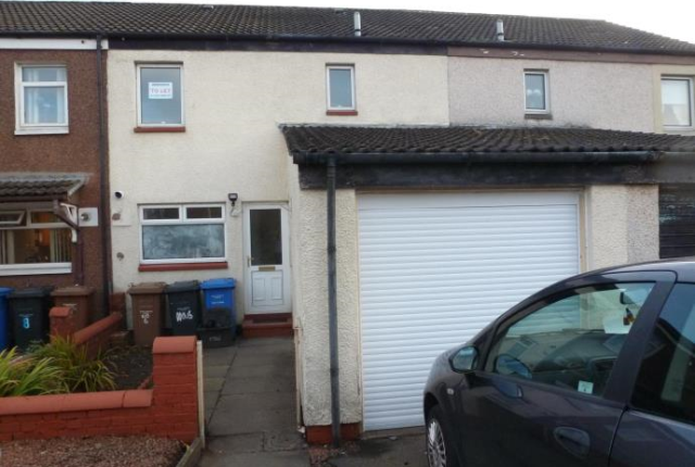 Thumbnail Terraced house to rent in Bencleuch Place, Irvine, Ayrshire KA11,