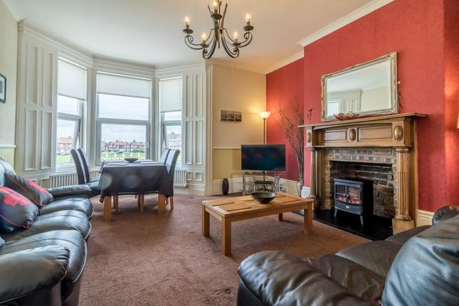 Thumbnail Flat to rent in Percy Park Road, Tynemouth, North Shields